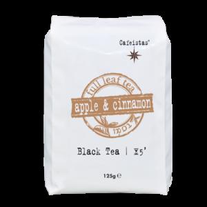 Μαύρο τσάι κεϋλάνης op, μήλο, κανέλα, ιβίσκος,