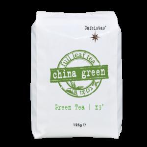 τσάι πράσινο κίνας