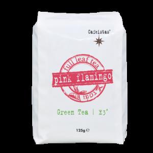 πράσινο τσάι με ανανά