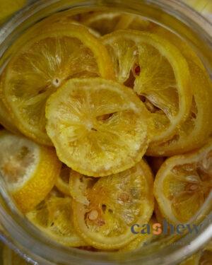 Λεμόνι οσμωτικό με χυμό μήλου χωρίς ζάχαρη